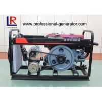Buy cheap Agricultural Machinery 50Hz 230V Air - Cooled Diesel Generator With Electric Starting from wholesalers