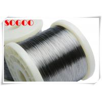 Wholesale 0.01-10mm NiCr 80 20 Anti - Corrosion For Nichrome Battery Heating Wire from china suppliers