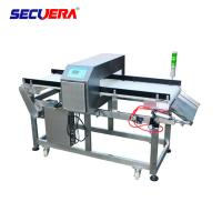 Buy cheap 304 SS Food Grade Metal Detectors Small Sachet Air Jet Blast Rejection Waste Box from wholesalers