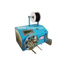 Buy cheap Safe Wire Coil Binding Machine Copper Wire Winding Machine PLC Controlled from wholesalers