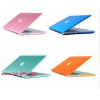 Buy cheap Cool Frosted Surface Matte hard Cover Case For Macbook Air 11 12''Laptop Case Cutout Logo from wholesalers