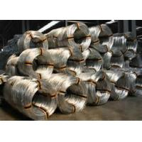 Buy cheap 6mm Diameter SAE1006 Hot Rolled Black Steel Wire In Coils SGS BV from wholesalers