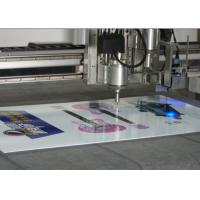 Buy cheap Preprinted Sheet Pre Press Paper Board Cutting Machine for Advertising from wholesalers