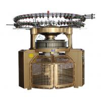 Buy cheap Strong Structure Industrial Circular Knitting Machines , Circular Textile Knitting Machine from wholesalers