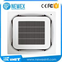 Buy cheap NEWEX Factory Price 8-way Cassette Type Fan Coil Unit(G Style), Ceiling Mounted Air Conditioner from wholesalers
