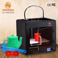 Buy cheap High Accuracy ABS single Metal 3D Printer , FDM 3d printer 350W from wholesalers