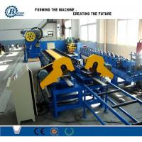 Buy cheap Steel Sheet Roller Shutter Door Roll Forming Machine With PLC Control System​ from wholesalers