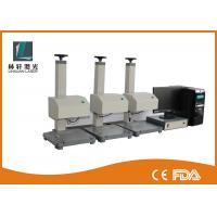 Buy cheap Numbers Dot Pin Marking Machine , Dot Peen Engraving Machine For Nameplate from wholesalers