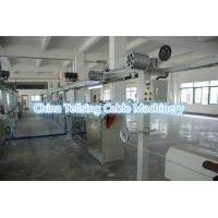 Buy cheap top quality BV,BVR,RV,BVN nylon sheath, low smoke halogen wire extrusion machine production line China company tellsing from wholesalers
