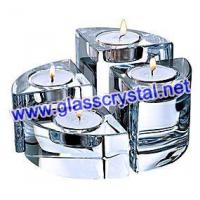 Buy cheap Crystal Candle Holder (H2517) from wholesalers