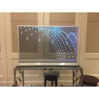 Buy cheap High Refreshment Transparent OLED Display For Music Shows , Concert from wholesalers