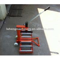 Buy cheap refractory brick cutting machine from wholesalers
