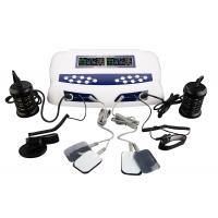 Buy cheap Double use ion cleanse foot detox machine with optional massage slipper for two people from wholesalers