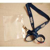 Buy cheap Fashion ECO friendly lanyard with ID badge holder from wholesalers