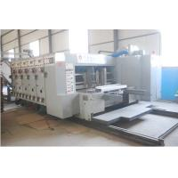 Buy cheap automatic lead edge high speed printing slotting die cutting machine from wholesalers