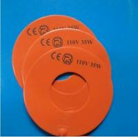 Wholesale customized Silicone rubber heating washer from china suppliers