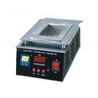 Buy cheap High Efficient SMT Assembly Machine Lead Free Solder Pot Corrosion Resistance from wholesalers