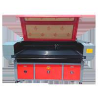 Buy cheap Leather Sofa Fabric Laser Cutting Machine SS CNC Control Automatic Feeding from wholesalers