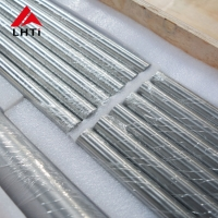 Buy cheap Polished Dia 52mm 55mm ASTM B348 Pure Titanium Rod from wholesalers