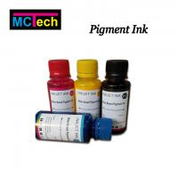 Buy cheap High performance water based pigment ink for PVC/film/coated paper printing from wholesalers