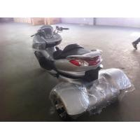 Wholesale 150CC 4 Stroke Three Wheels Scooter Oil Cooled For Shopping / Working from china suppliers