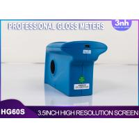 Buy cheap HG60S 9 * 15mm Measuring Area India Economic Professional Gloss Meters Used In Stone Template Industry from wholesalers