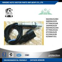 Buy cheap Automotive O2 Sensor 0258007351 06A906262BH 06B906265D 077906265AB from wholesalers