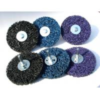 Scoth-Brite Abrasive Disc with 6mm Shaft Manufactures