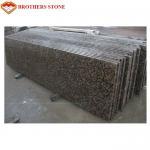 Buy cheap Beautiful Royal Brown Granite Tiles , Natural Engineered Granite Countertops from wholesalers
