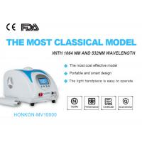 Wholesale CE Approval Q-Switched ND Yag Laser for Lip Line and Tattoo Removal Machine from china suppliers