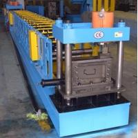 Buy cheap Window / Door Frame Roll Forming Machine 5.5 KW 380V With PU Foam Insulated from wholesalers