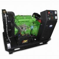 Buy cheap Diesel Generator with Quanchai Engine and Copy of Stanford Brushless Alternator from wholesalers