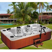 Wholesale Luxury Outdoor Spa Pool Sexy Massage Spa with TV from china suppliers