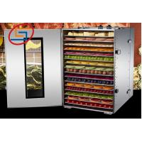China commercial 16 tray food dehydrator on sale