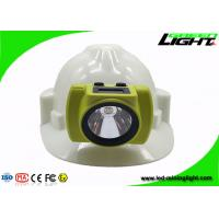 Buy cheap Cordless Rechargeable Led Mining cap lampIP68 Explosion Proof High Brightness from wholesalers