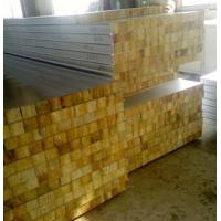 Wholesale Glass Wool Insulated Roof Panels Foam Insulation Panels 80Mm Thickness from china suppliers