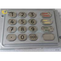 Buy cheap USB 2 ASSY Cash Machine Number Pad , 0090027345 Industrial Metal Keyboard Russian Version from wholesalers