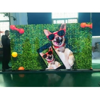 Buy cheap P1.25 COB LED Display Fully Front Access Screen Indoor 4K Video Wall For Commanding Center from wholesalers