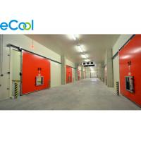 Wholesale Low Temperature Frozen Food Storage Warehouses , Steel Structure Freezer Food Storage from china suppliers