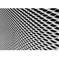 Buy cheap Light Weight Small Hole Aluminum Expanded Metal Mesh With LWD Max 20mm from wholesalers