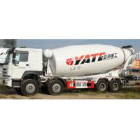 Buy cheap SINOTRUK HOWO 6x4 8m3 Concrete Mixer Truck With Pump Self - Loading product