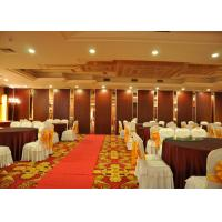 Buy cheap Conference Room tri fold internal doors , Internal Folding Door For Banquet Hall from wholesalers