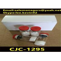 Buy cheap Legal CJC-1295 Without DAC CAS 863288-34-0 5mg * 10vials For Hair Regrowth from wholesalers