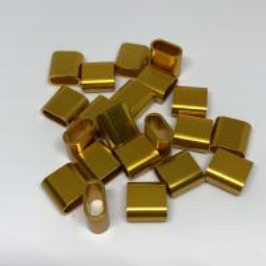 Wholesale Aluminium Ferrules , Wristband hook from china suppliers