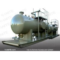 Wholesale ASME Solid Gas filter separator / natural gas filter separator for solid removing from china suppliers