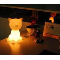 Buy cheap Colorful Animal LED Night Light / Cartoon Cat Night Light Multi Function from wholesalers