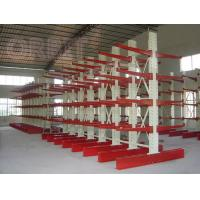 Buy cheap Long Goods Handling Cantilever Shelving For Timber , Pipe , Tube Storage from wholesalers
