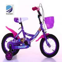 Buy cheap Green 12'/14'/16' Inch Children Bike with Training Wheels Bicycle for 3-10 Years Old Kids from wholesalers