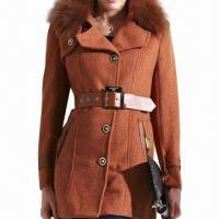 Buy cheap Women's coat with 65cm from wholesalers