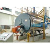 Buy cheap 10 Bar Pressure LPG Fire Tube Steam Boiler Vapour Outlet 500kg/H - 10000kg/H from wholesalers